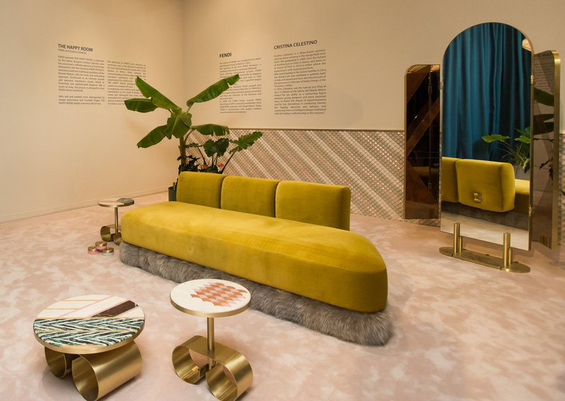 "Fendi's ""The Happy Room"" at Design Miami 2016 Design Miami 2016 Fendi's ""The Happy Room"" at Design Miami 2016 fendi the happy room design miami designboom 12"