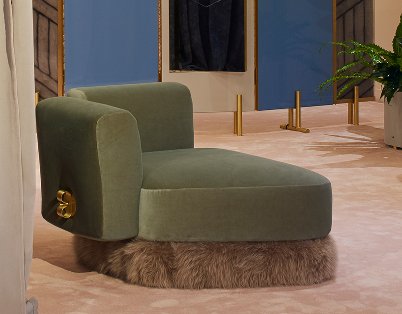 "Fendi's ""The Happy Room"" at Design Miami 2016 Design Miami 2016 Fendi's ""The Happy Room"" at Design Miami 2016 fendi the happy room design miami designboom 17"