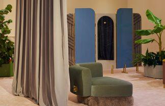 """Design Miami 2016 Fendi's """"The Happy Room"""" at Design Miami 2016 fendi the happy room design miami designboom 1800 324x208"""