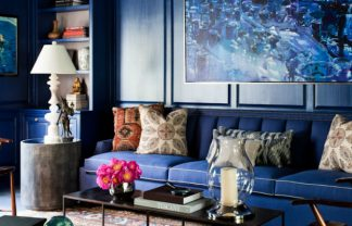 blue living rooms 10 Lavish Blue Living Rooms to Inspire you zach desart 1 1 324x208