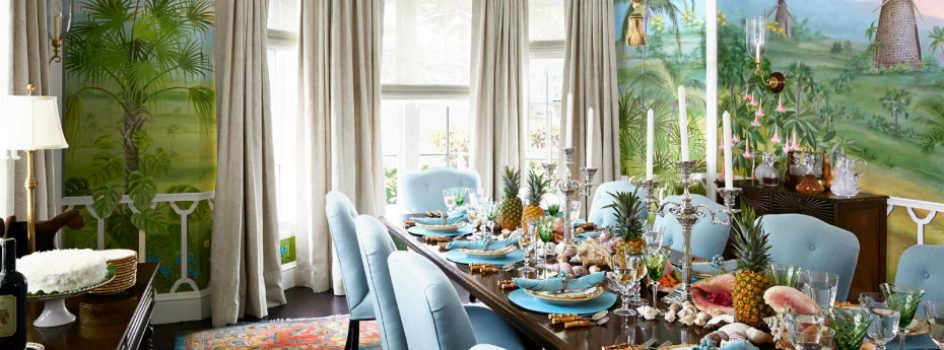 Kemble Interiors Colorful and Clever Interior Design Projects