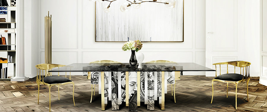 MODERN DINING TABLE 25 MODERN DINING TABLE TRENDS FOR YOUR DINING ROOM Dining Room Boca do Lobo 02