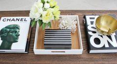 COFFEE TABLE FASHION BOOKS 10 STYLISH COFFEE TABLE FASHION BOOKS TO TAKE YOUR LIVING ROOM Stylish Black White Coffee Table Books2 238x130