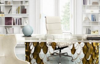 home office design 25 Clever Home Office Design Inspirations brabbu ambience press 80 HR 324x208