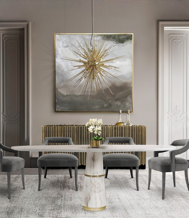 modern dining room 25 Unexpected Modern Dining Room Design 25 Unexpected modern dining room design 25
