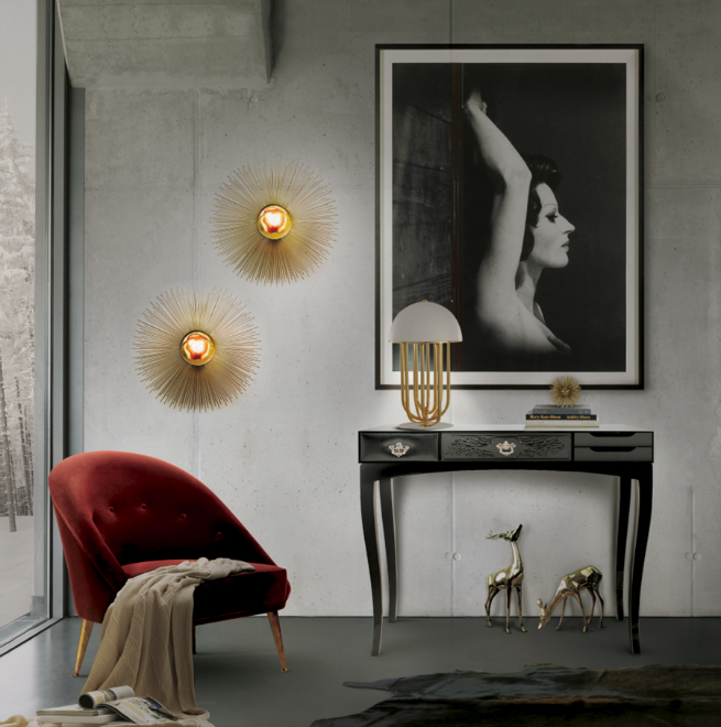 home decoration THE HOTTEST COLORS TO USE FOR YOUR 2017 DESIGN PROJECTS 25 inspirations to illuminate your fabulous wall mirrors 11