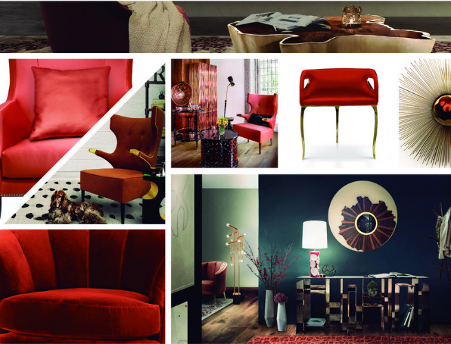 home decoration THE HOTTEST COLORS TO USE FOR YOUR 2017 DESIGN PROJECTS Flame 01