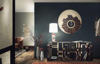 entryway decor 25 statement design furniture for your entryway decor entrance brabbu 04 324x208