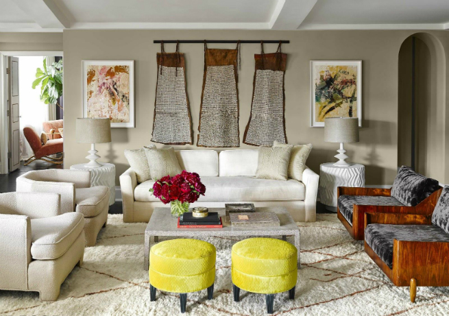Living Room 25 Inspirational Modern Designs Superb Home Decor Colour Trends 2016 3 Elle