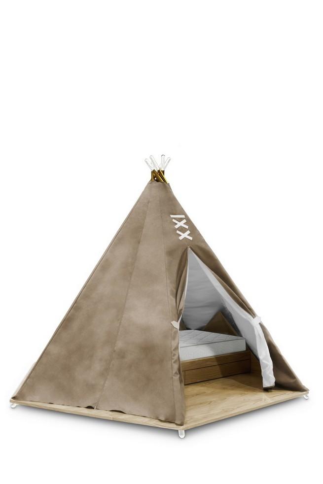 KIDS BEDROOM IDEAS KIDS BEDROOM IDEAS – THE MAGICAL TEEPEE ROOM BY CIRCU teepee room detail circu magical furniture 03