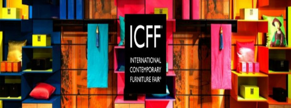 GET READY FOR ICFF NYC 2017: THE DESIGNS ON THE SPOTLIGHT