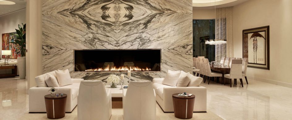 STEVEN G INTERIORS STEVEN G INTERIORS: TOP 100 INTERIOR DESIGNERS 2017 by COVETED MAGAZINE LivingFireplace 1 new Copy 944x390
